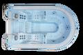 Переливной спа-бассейн Aquavia Izaro