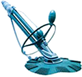 Пылесос автоматический для частных бассейнов Brilix Baracuda