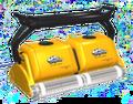 Пылесос для общественных бассейнов Dolphin 2х2  Pro Gyro