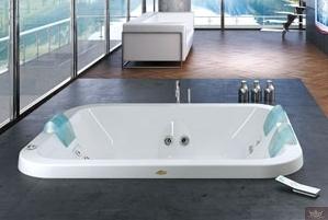 Акриловые гидромасажные ванны